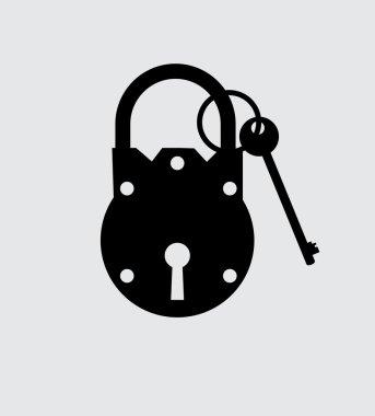Locker with Key Vector