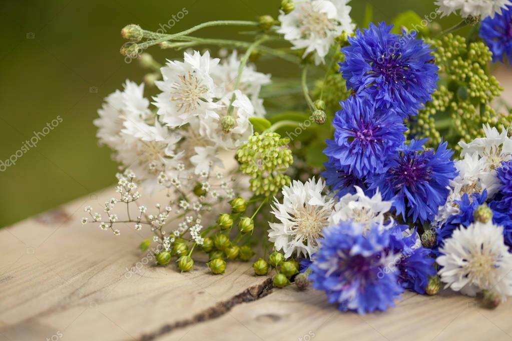 northern summery bouquet