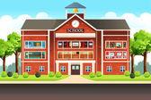 Iskola épület építészet