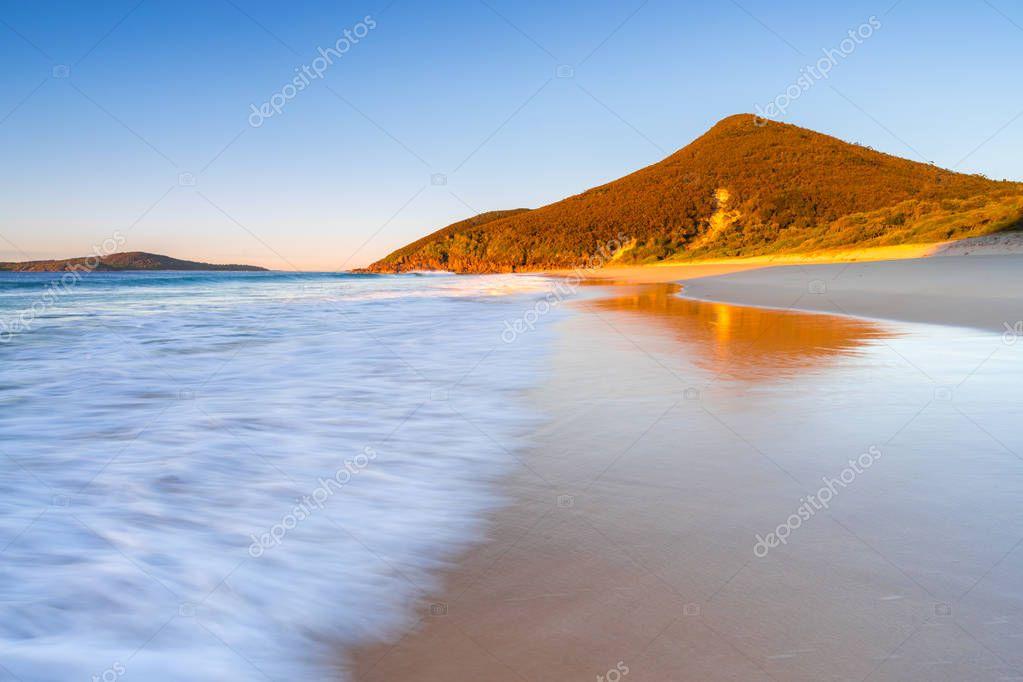 Zenith Beach, NSW Australia