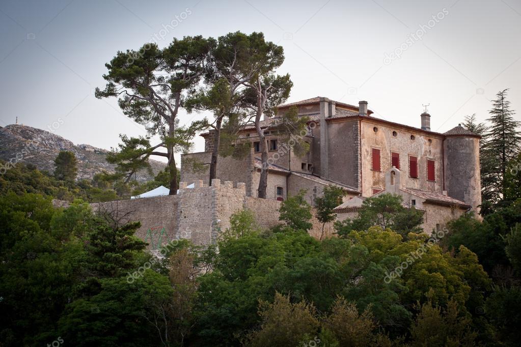 Chateau of Vauvenargues - Pablo Picasso's residence