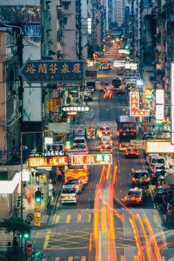 Mong Kok district, Kowloon
