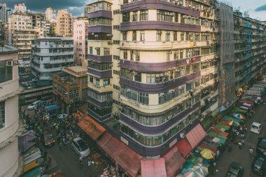Sham Shui Po at day