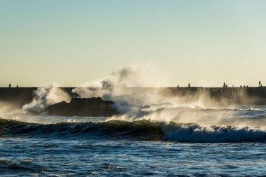 Ocean in Porto