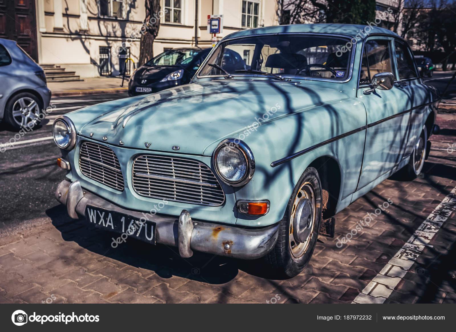Old Volvo Car Stock Editorial Photo C Fotokon 187972232
