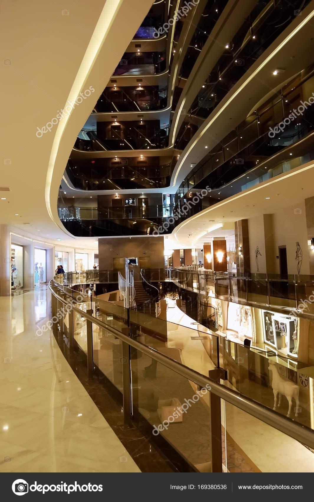 stylish interior of hall of the turkish luxury hotel stock rh depositphotos com