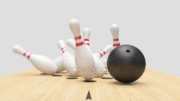 Bowling s alfa kanálem