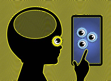 Cell Phone affects the Brain