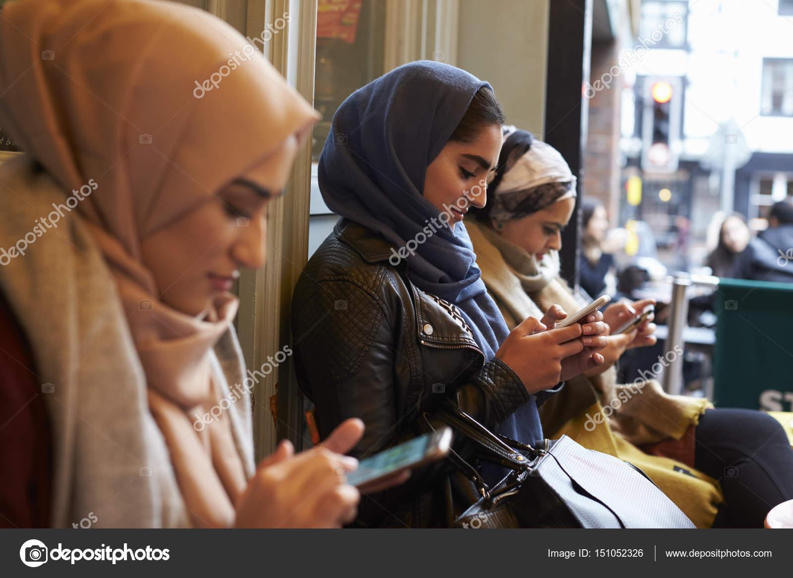 Muzułmańska dziewczyna randki