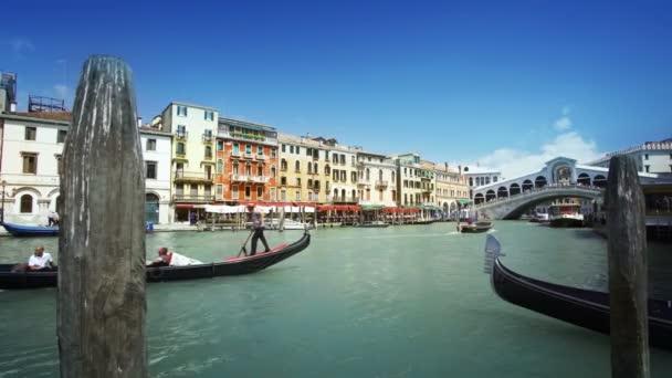 Rialto híd Velencében, Olaszországban