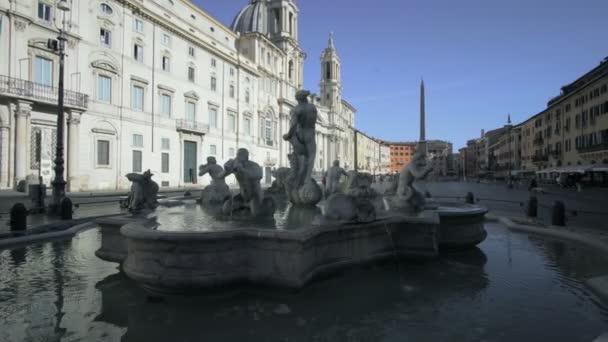 Piazza navona, Řím. Itálie