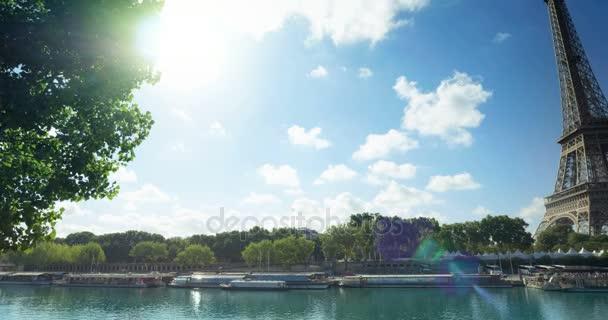 Eiffelova věž, Paříž. Francie