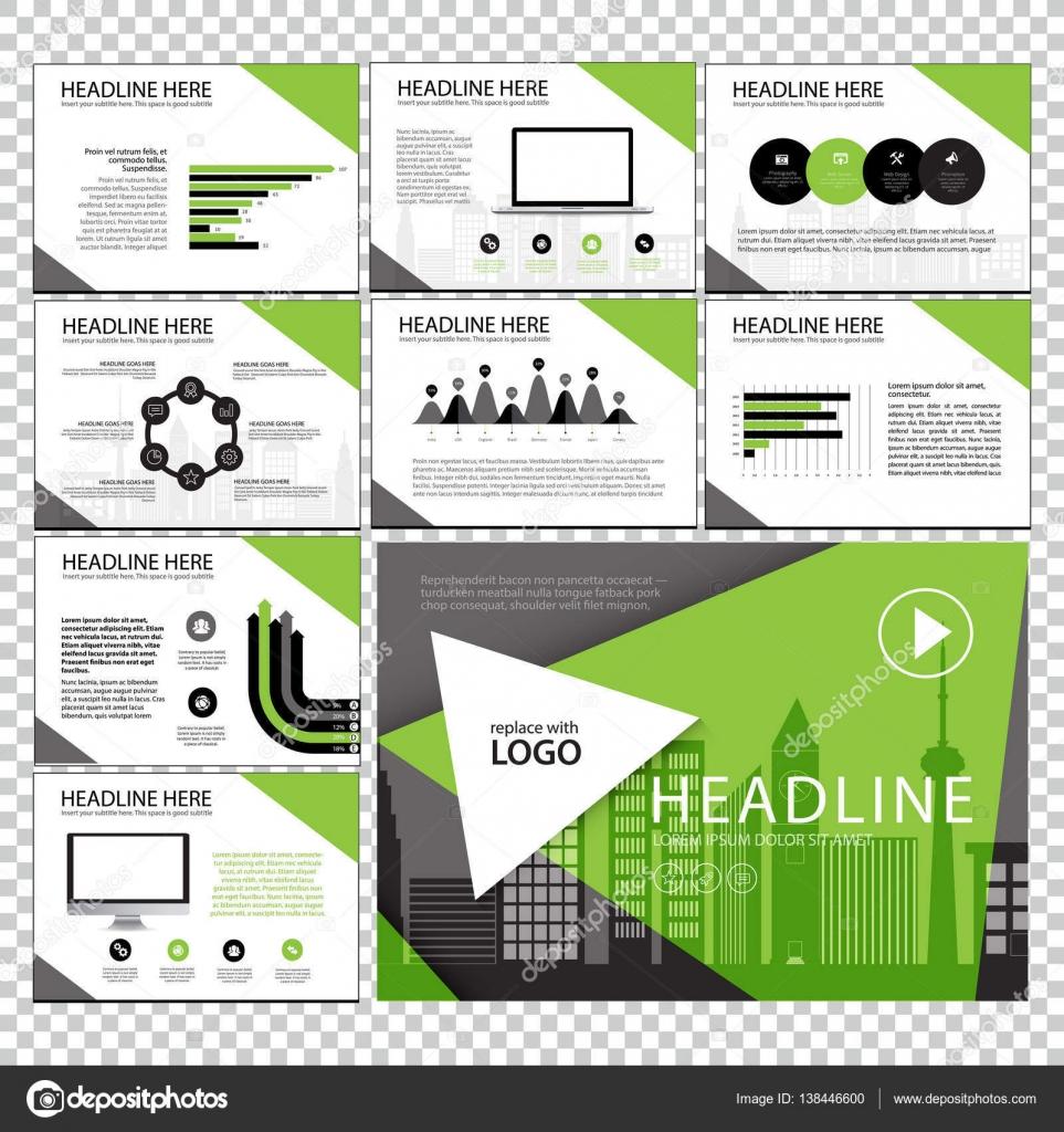 Mehrzweck-Vorlage für die Präsentation Folien mit Diagrammen ...