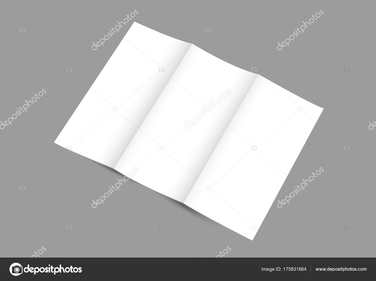 Blank Tri Fold Brochure Template Receipt Template Open Office - Blank tri fold brochure template