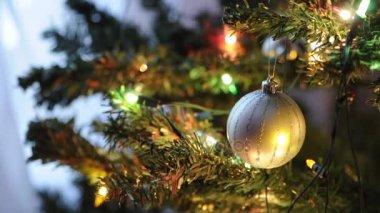Videó a Christmas tree fények