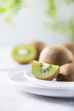 Fresh sweet kiwi