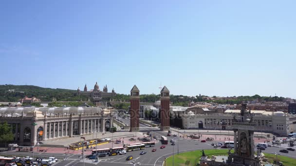 náměstí Španělsko, barcelona