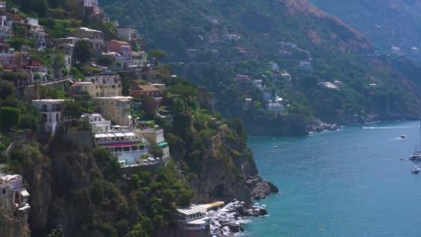 Positano resort, Itálie