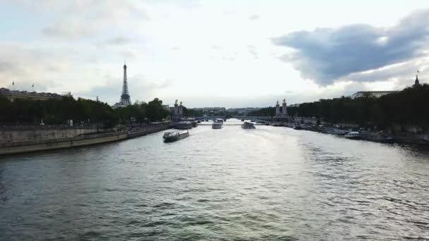 Most alexandre iii, Paříž, Francie
