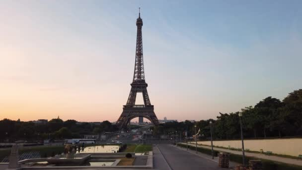 eiffel tour and from Trocadero, Paris
