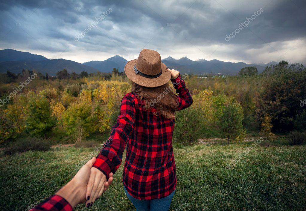 Follow me to the autumn