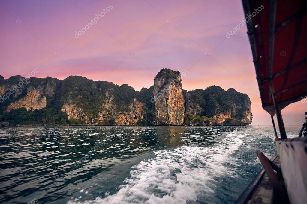Island in Southern Thailand