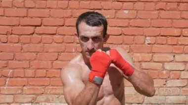 Fights without rules-mixed martial arts training