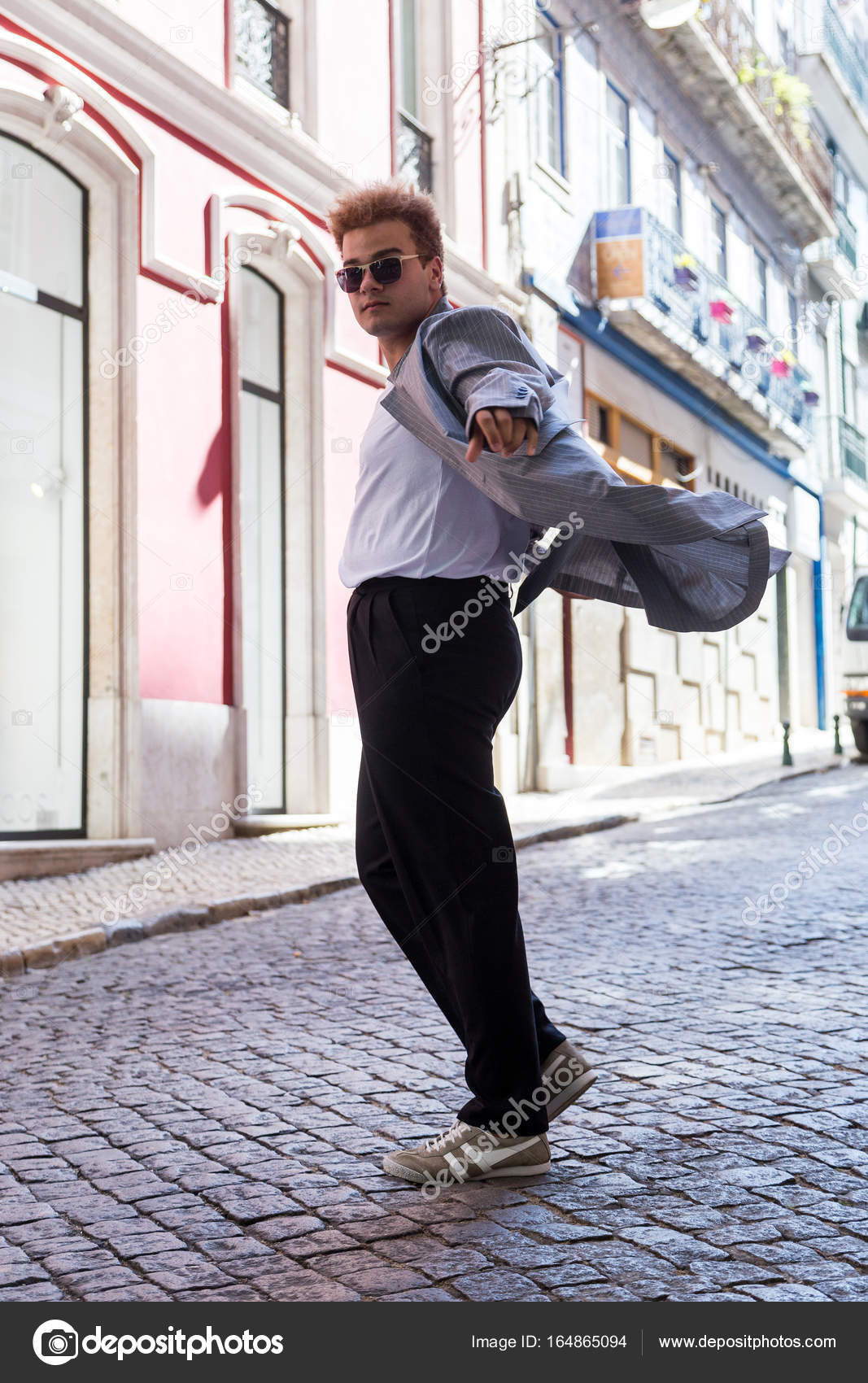 Street men European fashion pictures recommend dress for summer in 2019
