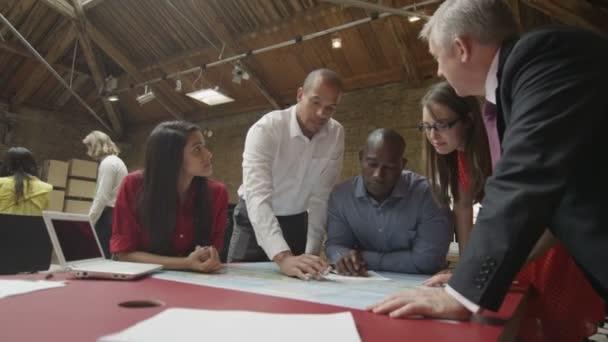 obchodní tým strategie jednání