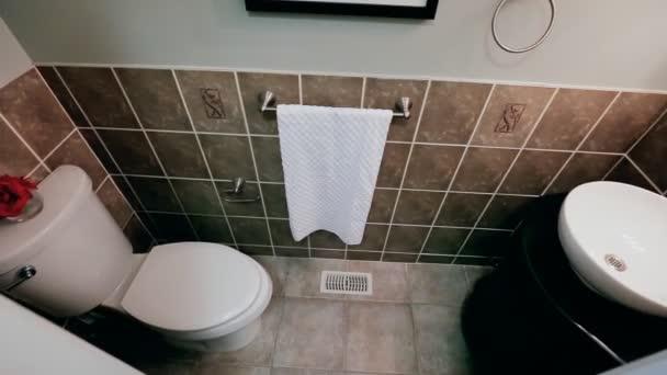 malé koupelny interiér