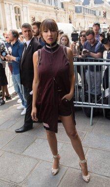 Jackie Cruz attends Jean Paul Gaultier