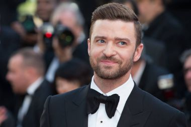Justin Timberlake at Cannes Film Festival