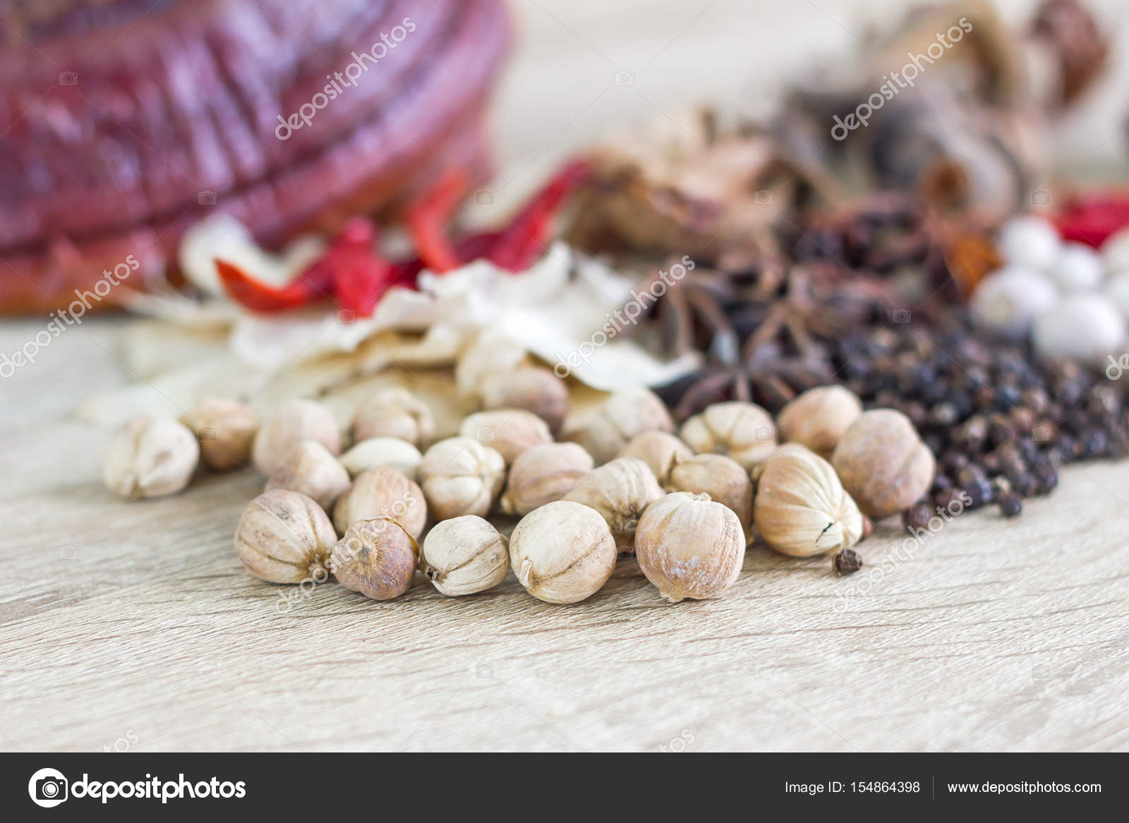 Healthy thai food recipes concept stock photo stoonn 154864398 asian food recipes with ingredients on wood table healthy cooking concept photo by stoonn forumfinder Image collections
