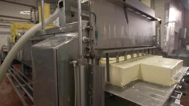 Mléčných výrobků na výrobní lince