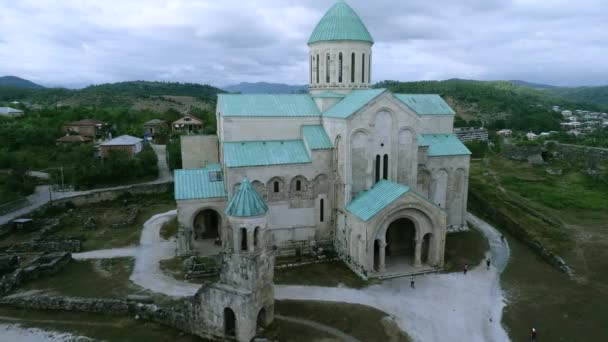 Kostel svatého Mikuláše v destinaci Mestia