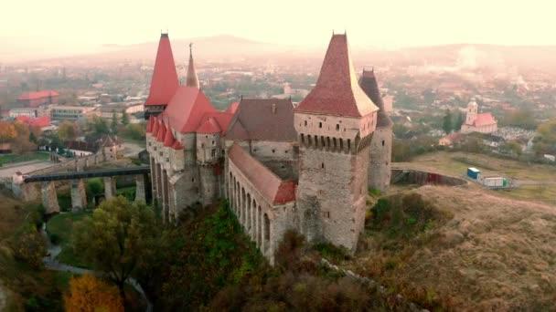 Hrad Corvin v Hunedoaře