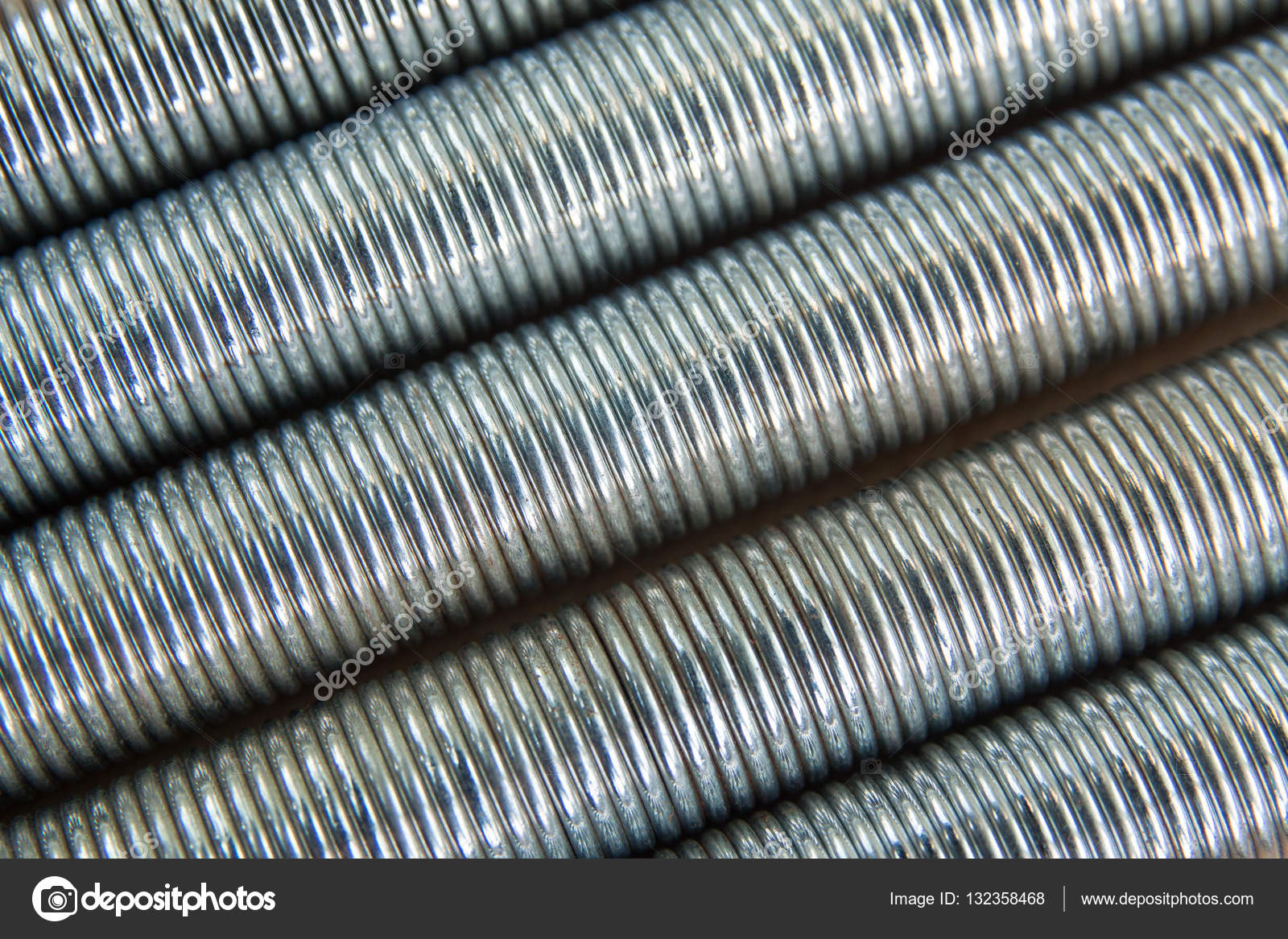 Wire springs background for exercise — Stock Photo © chok02@hotmail ...