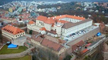 Castle in  Brno