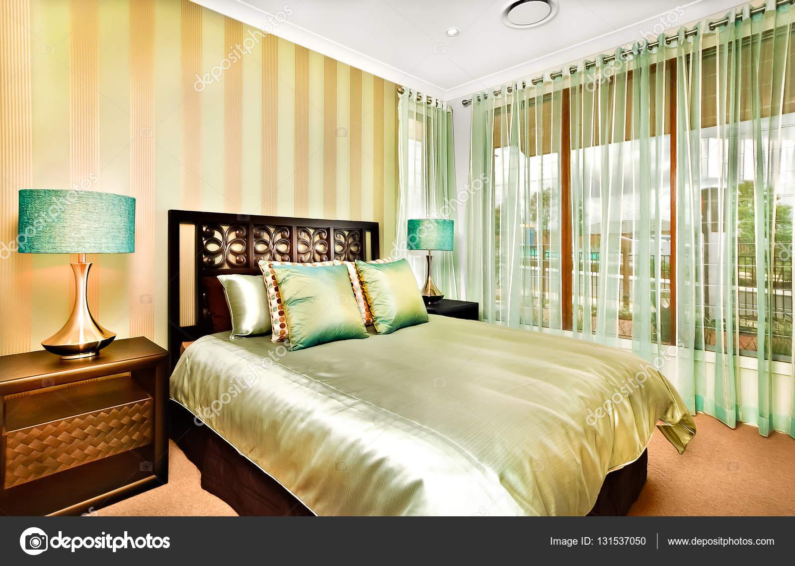 Decoraci N De Interiores Dormitorio Moderno Una Casa De Lujo  ~ Decoracion Interiores Dormitorios