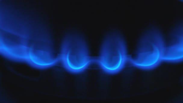 plynový sporák, vypalování