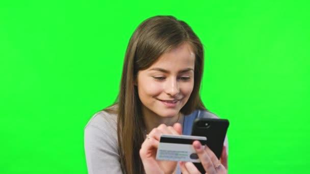 Online banki használ Smartphone