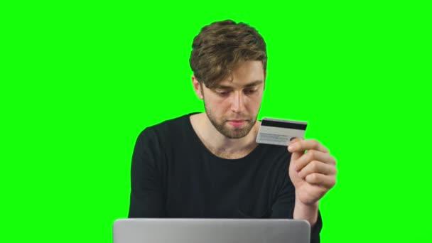 Kreditkartennummer eingeben