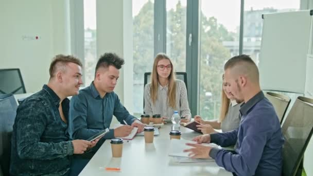 Multi-Ethnic Business Team Meeting