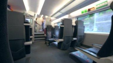 Train Carriage Interior