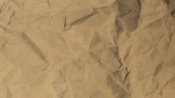 Povrch papíru animace