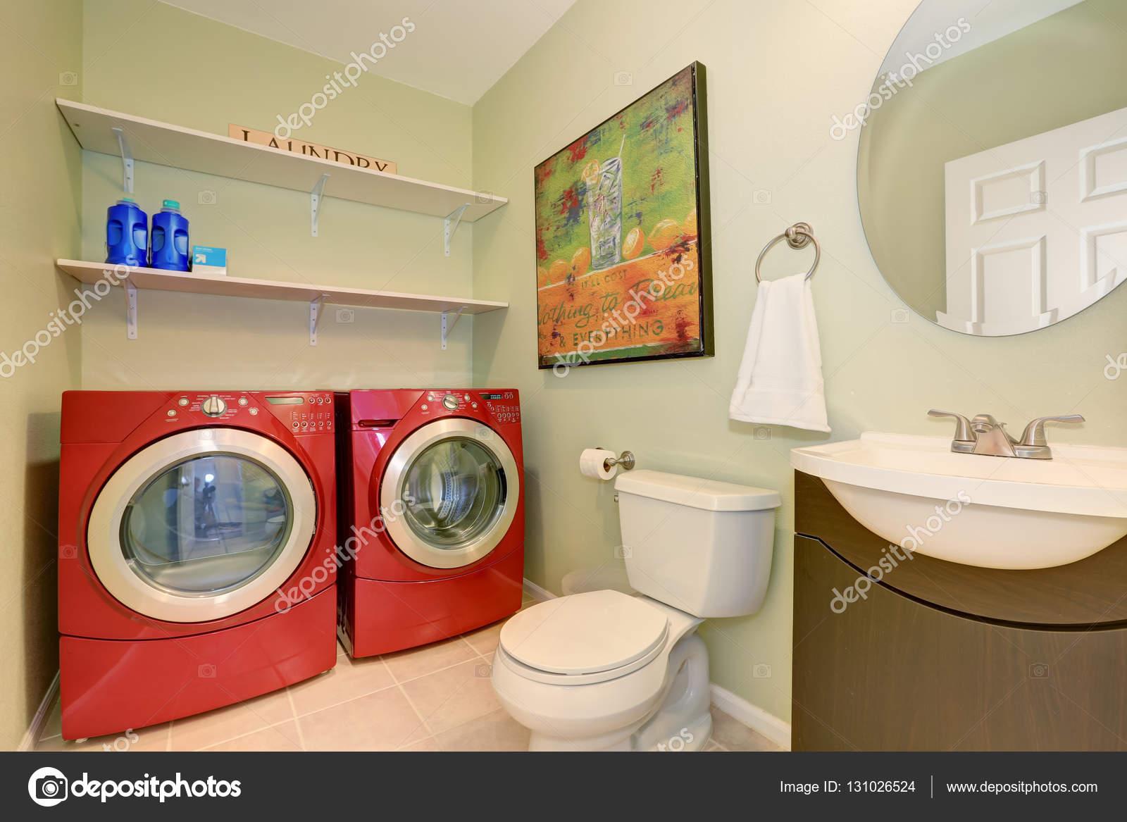 Salle De Bain Buanderie ~ int rieur de la buanderie connect avec demi salle de bain