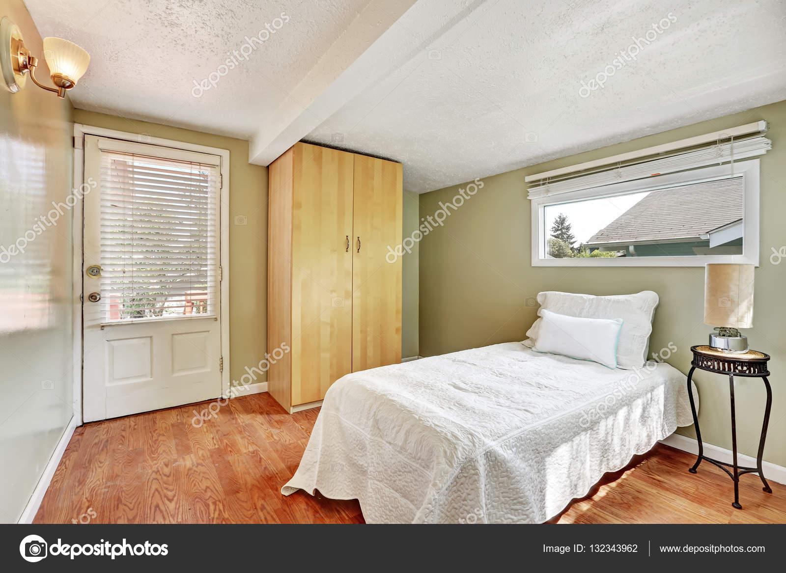 Interieur kleine slaapkamer parksidetraceapartments