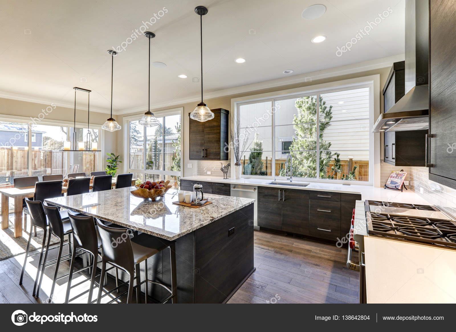 Moderne Keuken Donker : Moderne keuken donkergrijs in moderne keuken donkergrijs van