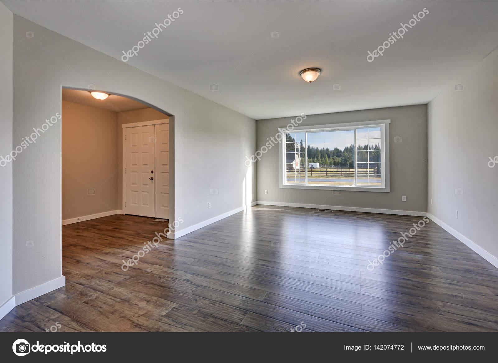 Interiores de casas color gris home plan - Color paredes casa ...