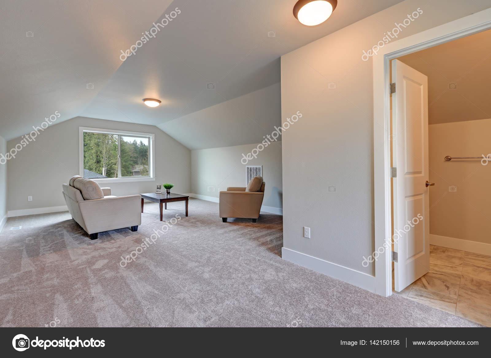 Soffitti A Volta Decorazioni : Interiore della stanza di famiglia soffitto a volta con